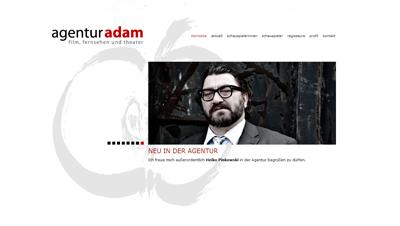 Agentur Adam - film, fernsehen und theater