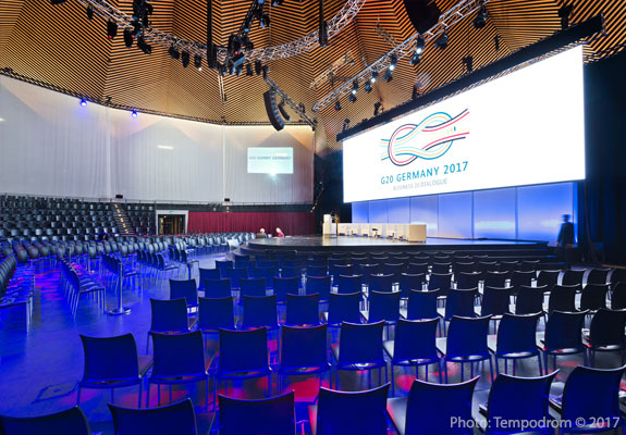 B20 Summit | Tempodrom